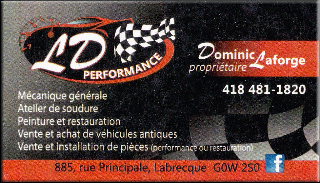 LD Performance