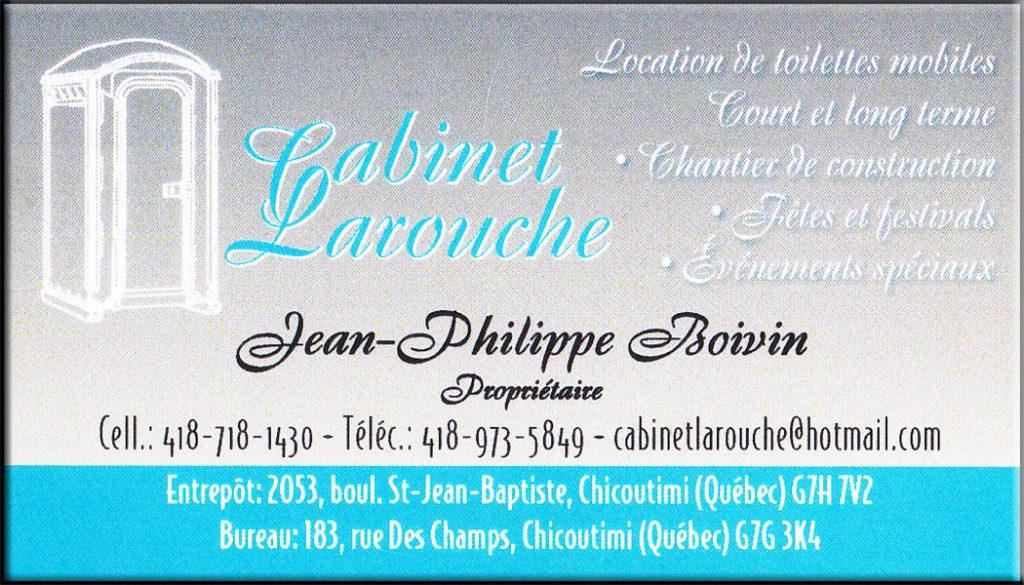 Cabinet Larouche