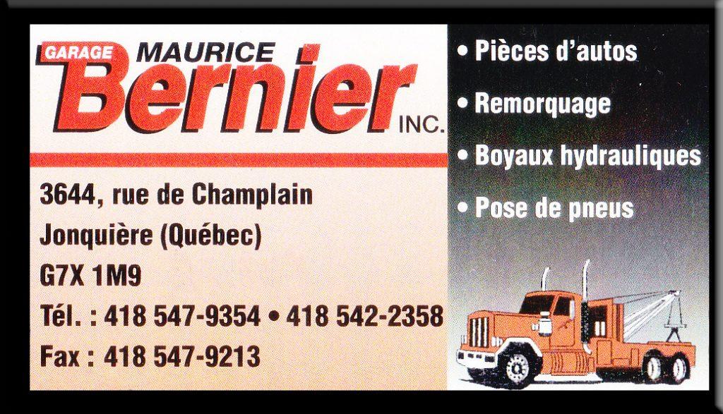 Maurice Bernier 2
