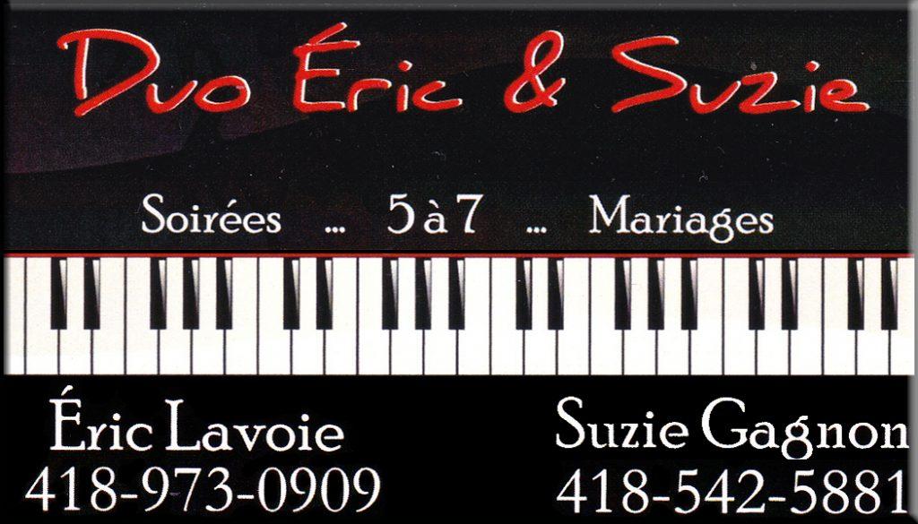 Duo Eric et Suzie