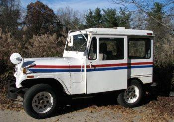 Le Jeep qui n'en était pas un – Jeep DJ-5