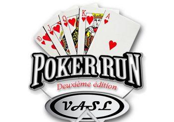 <b>Poker Run Deuxième édition</b> <br /><b><font color=